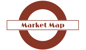 market map icon